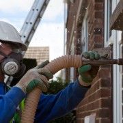 Cavity Wall Insulation Glasgow Installer
