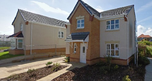 Four Bedroom New Build in Lesmahagow 1