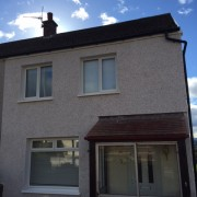 External Wall Insulation Glasgow After Work Langlands Terrace4